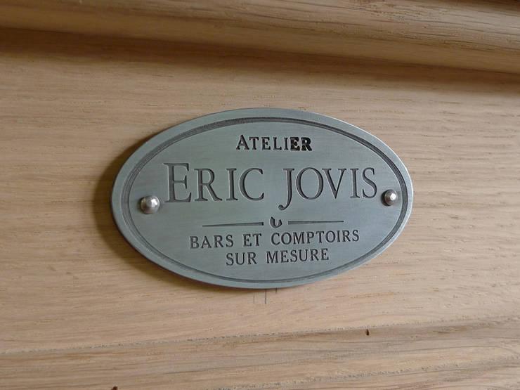 Marque de fabrique: Locaux commerciaux & Magasins de style  par Ateliers JOVIS