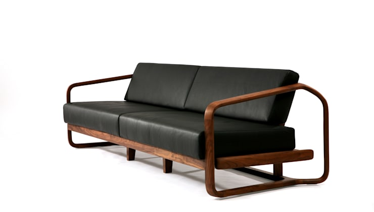 SWING_L (lounge sofa): KIMKIWON furniture의  거실