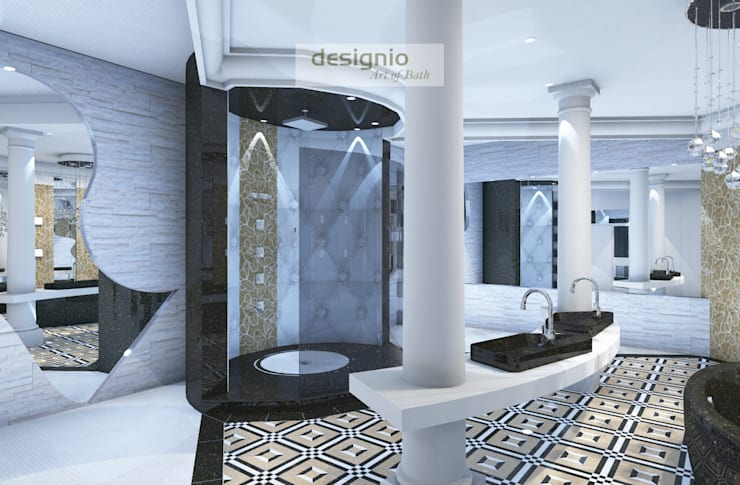 Classic style bathrooms by Art of Bath Classic