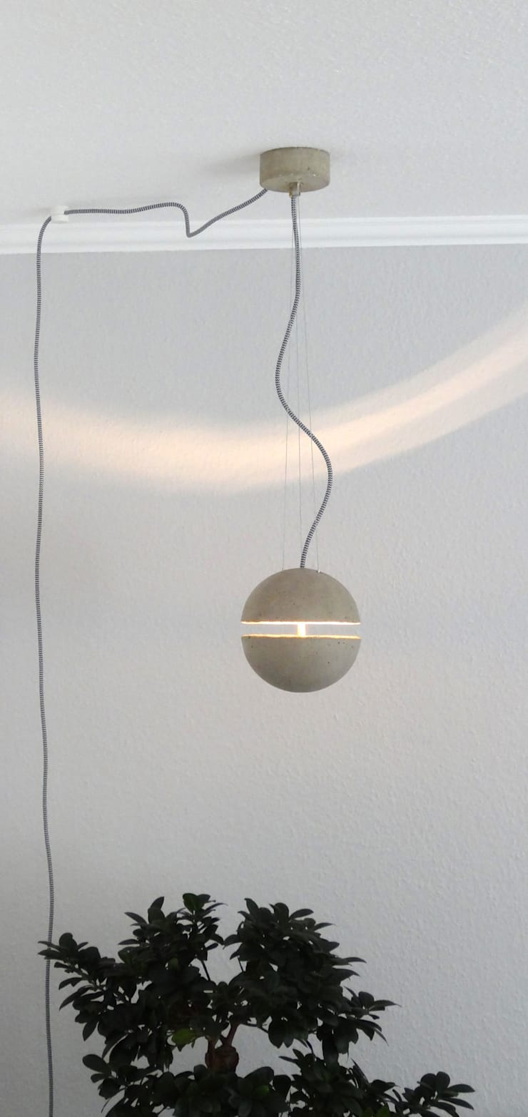 ​Graze-Light-Ball: industriell  von Beton Cube,Industrial