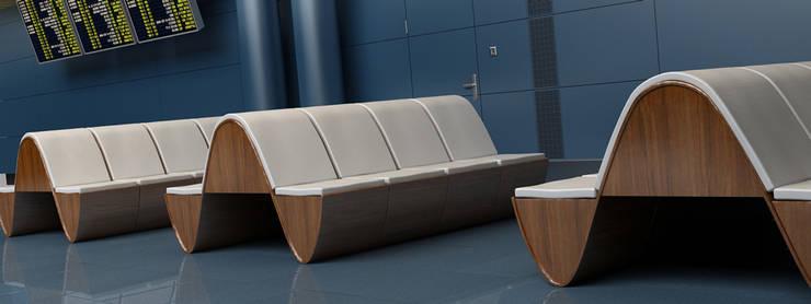 Unique: Negozi & Locali Commerciali in stile  di Davide Conti Design Studio