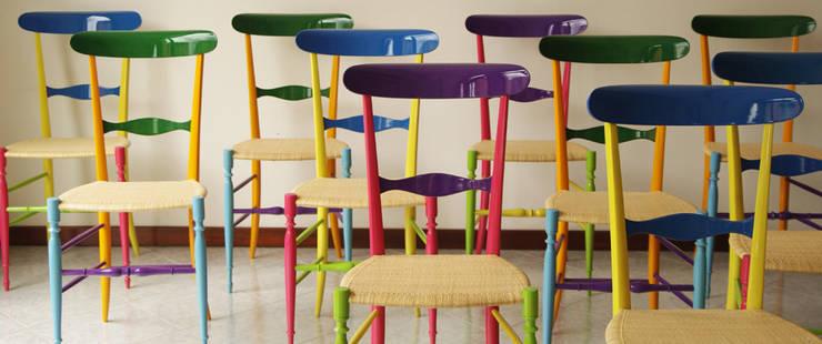 moderne Küche von Davide Conti Design Studio
