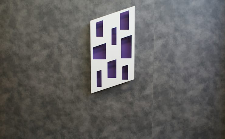 Emma:  in stile  di Davide Conti Design Studio, Moderno