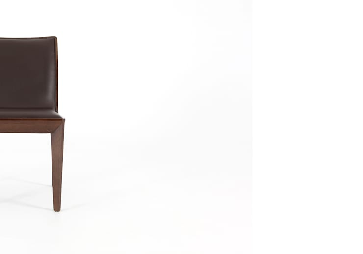 501 Ash원목 의자: (주)디모스의  주방