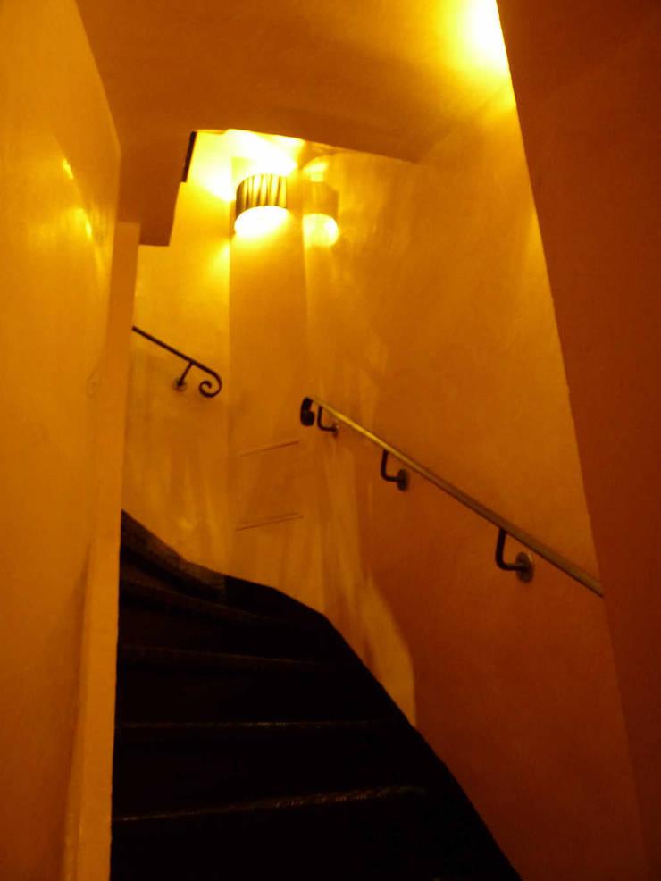 La bague de Kenza:  de style  par dE LAURENTIIS Architectures, le fil rouge d'un projet !