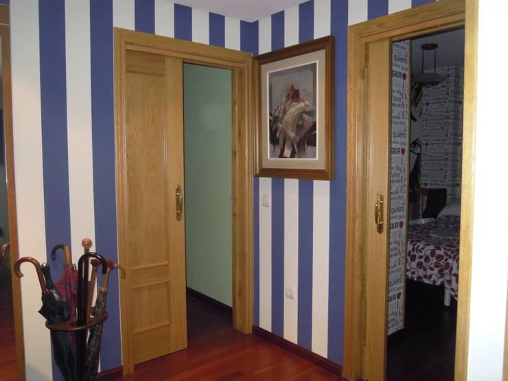 Con cada rincón una nueva estancia: Dormitorios de estilo  de SQ-Decoración