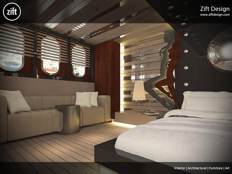Zift Design – Yacht, Questa e La Vita 30 M:  tarz