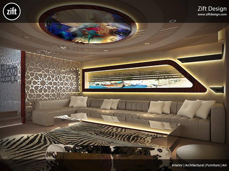 Zift Design – Questa e La Vita 30 M:  tarz