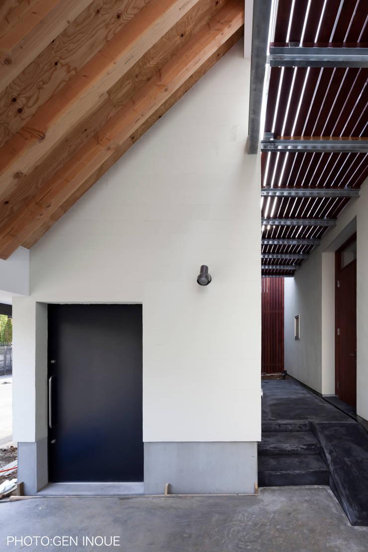Häuser von 石川直子建築設計事務所・アトリエきんぎょばち,