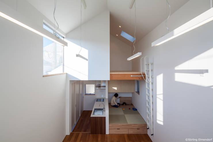 房子 by 片岡英和建築研究室