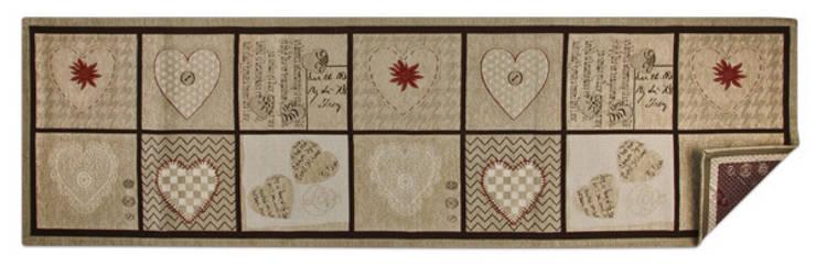 Love: Cucina in stile  di tappeti made in italy