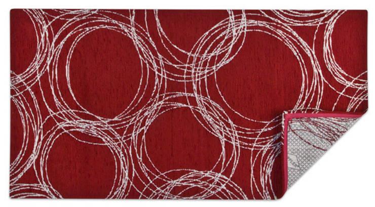 Oceano: Soggiorno in stile  di tappeti made in italy,