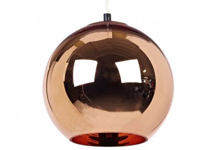 Suspension Copper - Tom Dixon:  de style  par Astéri
