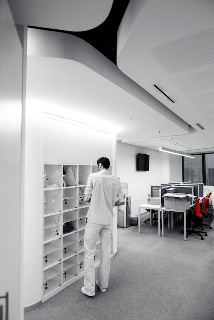 Korfali Archıtecture – Sigorta ve Cagri Merkezi Tasarim ve Uygulama:  tarz