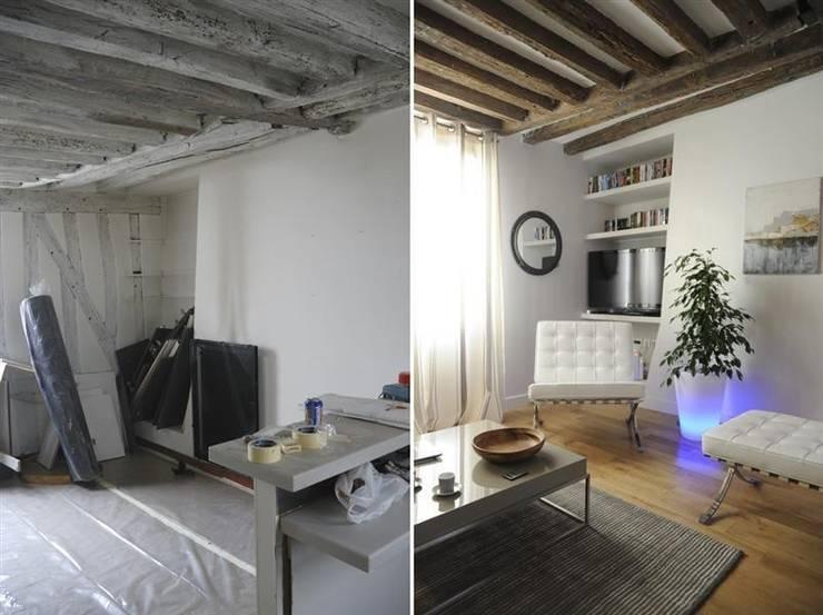 Projet 13:  de style  par Créateurs d'intérieur Marseille