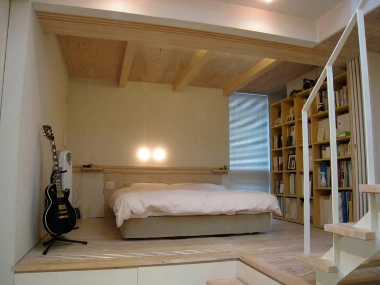 白鳥大橋の見える家: アトリエ たく / Atelier takuが手掛けたです。