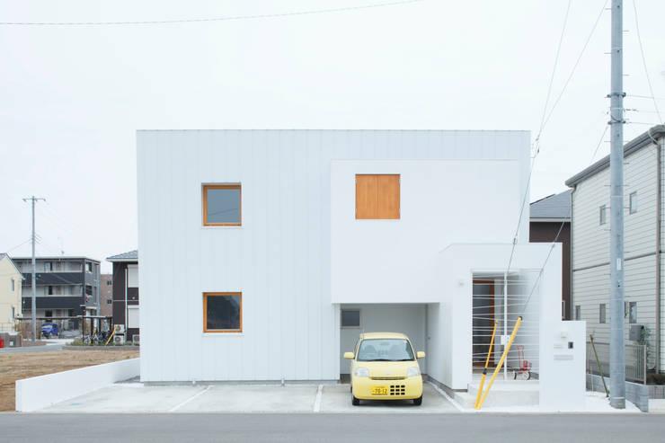 Trapezium House: Kichi Architectural Designが手掛けた家です。