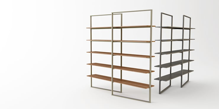 Daedalus Furniture – Lat Kitaplık:  tarz