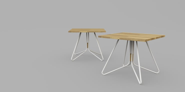 Daedalus Furniture – Hip Masa:  tarz