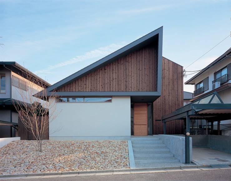 SATE -扠-: 作人 -Architecture Design Sakutto-が手掛けた家です。