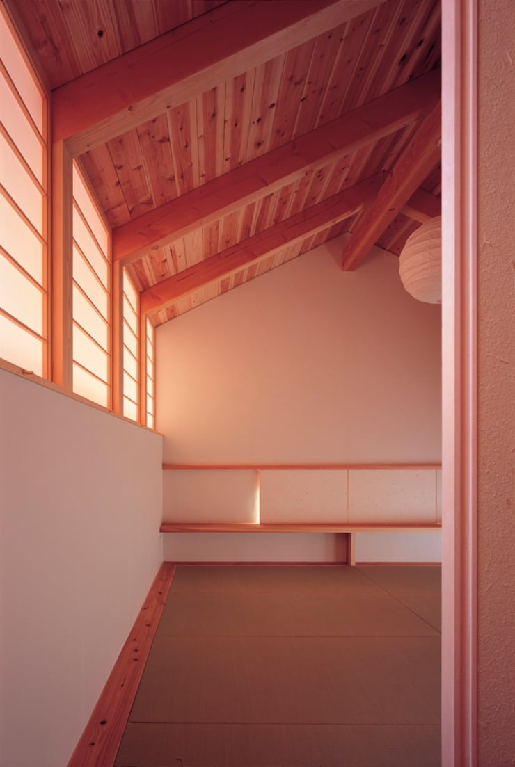 SATE -扠-: 作人 -Architecture Design Sakutto-が手掛けた和室です。