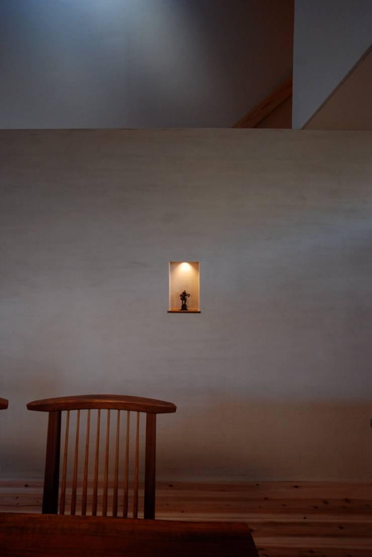 SATE -扠-: 作人 -Architecture Design Sakutto-が手掛けた壁です。