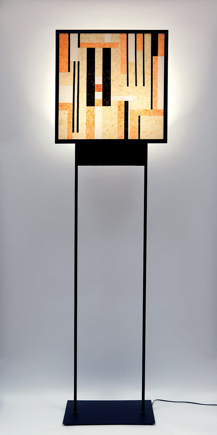Jeffrey Bailey, Graphic Lighting Creations: Paysagisme d'intérieur de style  par Jeffrey BAILEY