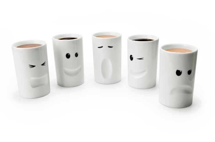 Tazas divertidas - Mood Mugs:  de estilo  de Givensa