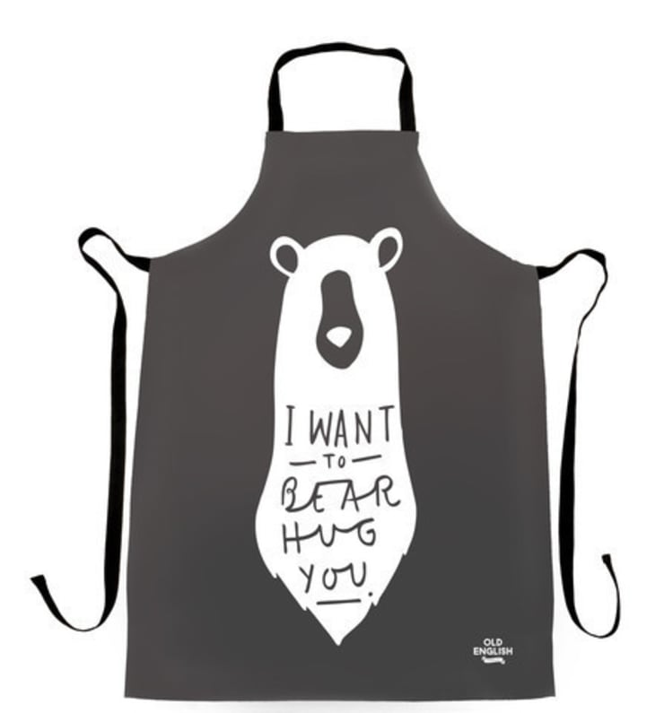 Bear Hug Apron:  Kitchen by Old English Company