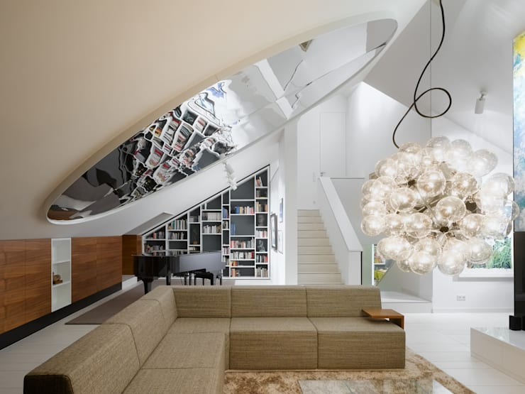 Casas  por Ippolito Fleitz Group – Identity Architects