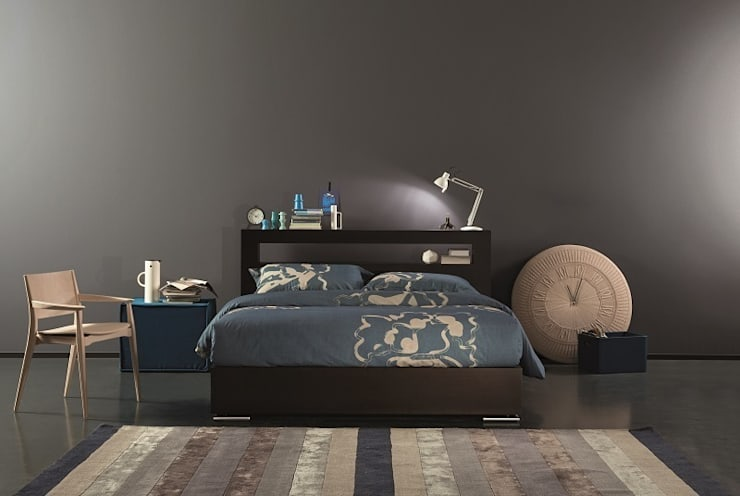 Bedroom by OGGIONI - The Storage Bed Specialist