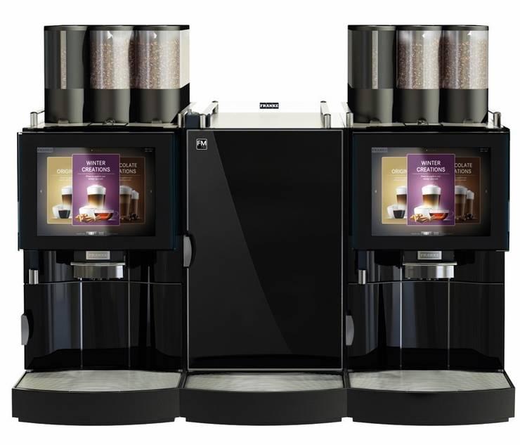 FoamMaster: Die Premiumklasse für Geschmacksvielfalt und Qualität:  Küche von Franke Coffee Systems GmbH