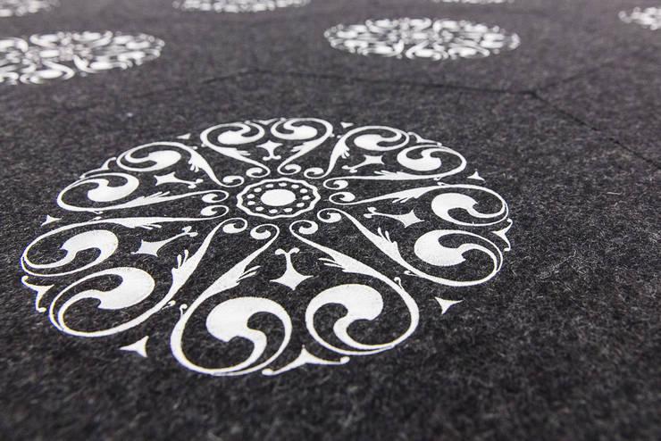 Love Stories:  Muren & vloeren door the wool studio