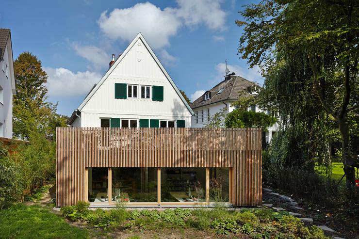 eclectic Houses by Turck Architekten