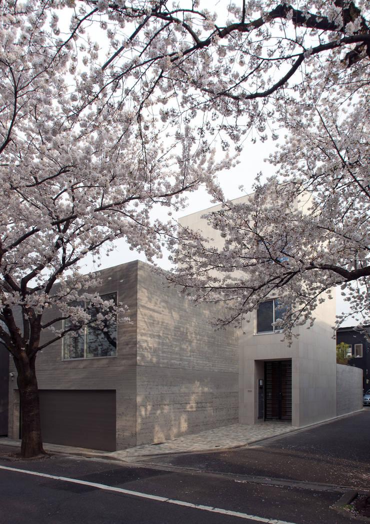 深沢S邸: 遠藤誠建築設計事務所(MAKOTO ENDO ARCHITECTS)が手掛けた家です。