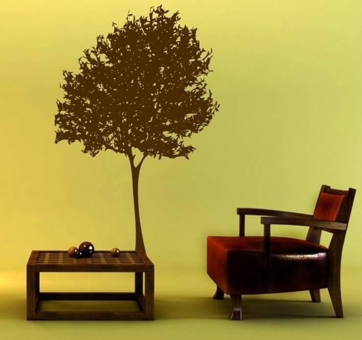 BouticaDesign: Murs & Sols de style  par Boutica Design