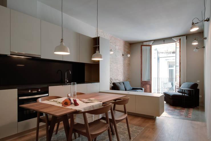 by Lara Pujol  |  Interiorismo & Proyectos de diseño