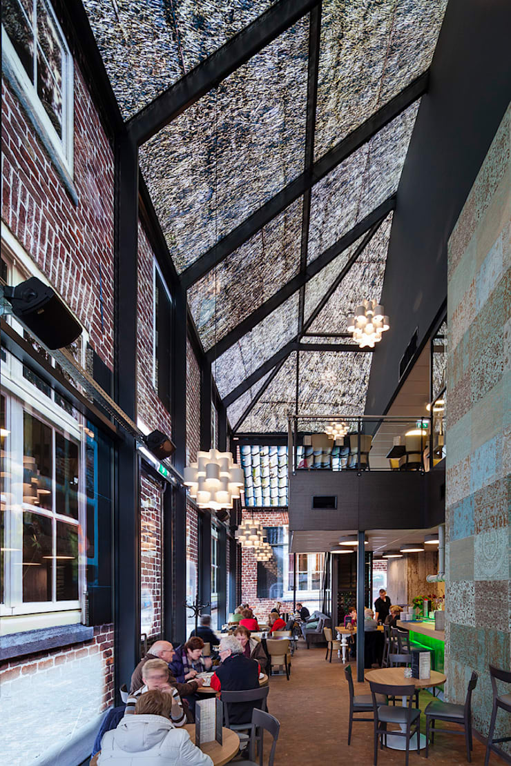Commercial Spaces by MVRDV