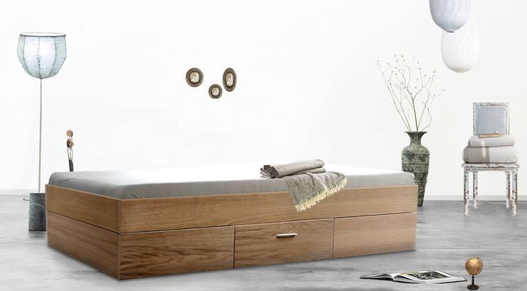 modern Bedroom by Frau Caze