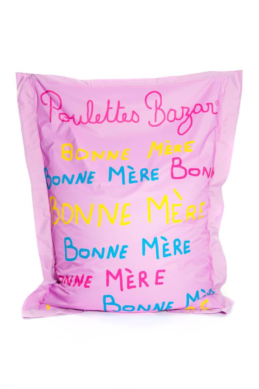 SIT & RELAX BONNE MERE ROSE: Piscine de style  par POULETTES BAZAR