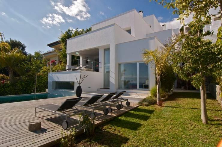 Дома в . Автор – SH asociados - arquitectura y diseño