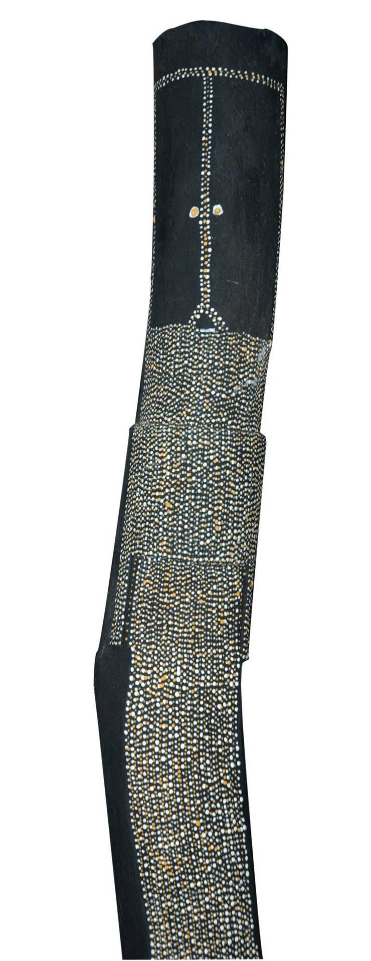 Sirène <q>Yawkyawk</q>, Owen YALANDJA: Art de style  par Galerie Arts d'Australie • Stéphane Jacob