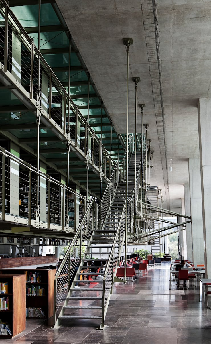 Biblioteca Vasconcelos:   by Ed Reeve