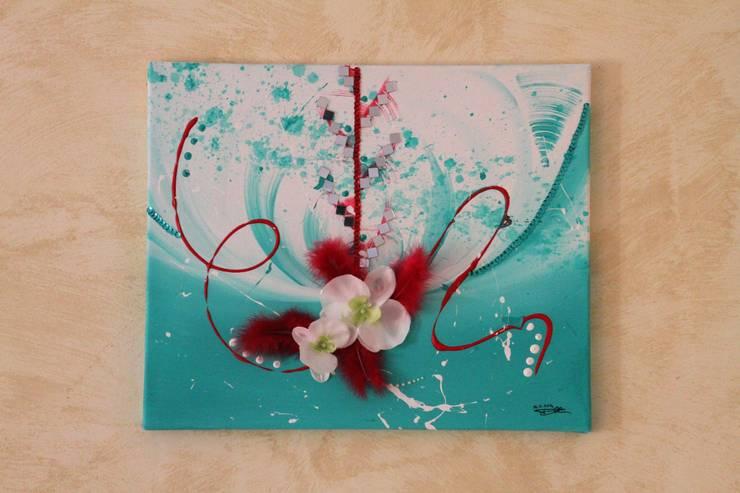 Aqua Plume: Art de style  par Melanovas