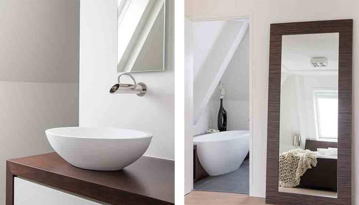 luxe badkamer:  Badkamer door choc studio interieur,