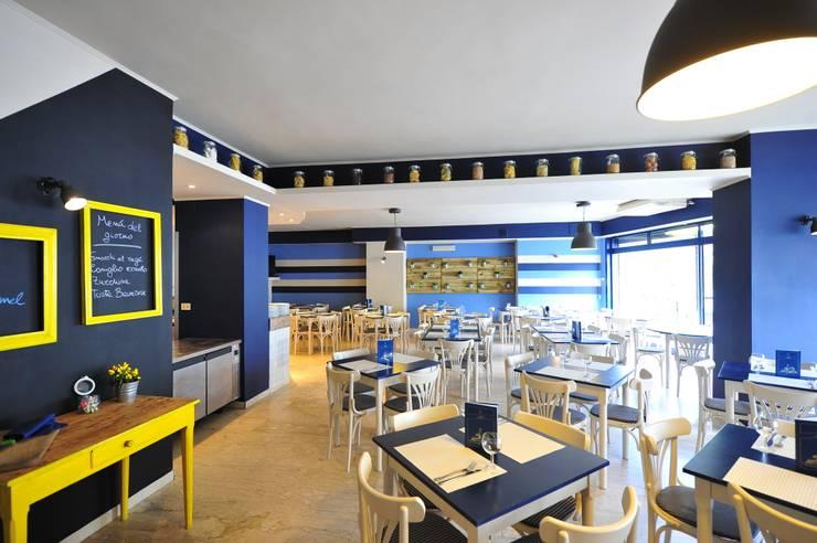 ristorante:  in stile  di Designer-in di Rosita Simeoli