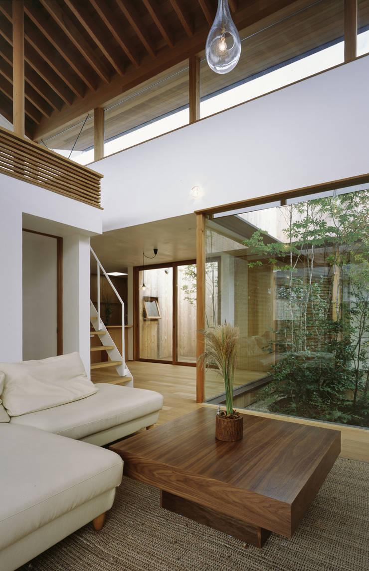可児の納屋: 南川祐輝建築事務所が手掛けた家です。