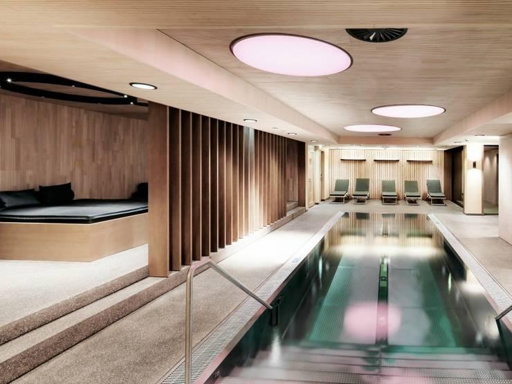 Hotels door reitter_architekten   zt  gesmbh / arge reitter-strolz