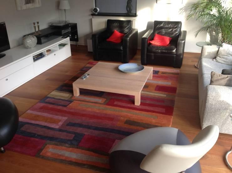 Karpet Brink en Campman Kodari Bricks 99700:  Woonkamer door Vloerkledenwinkel