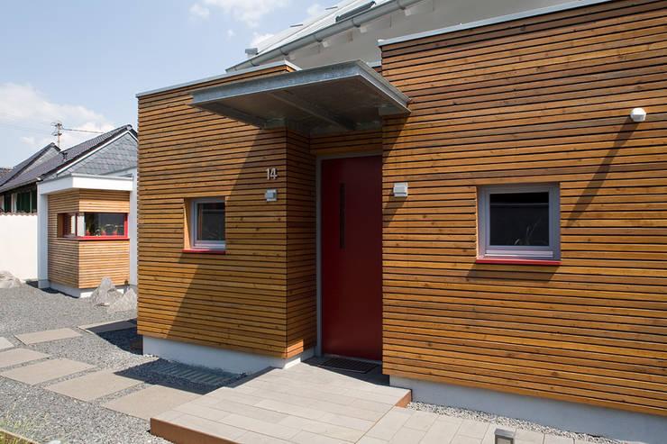 Projekty,  Okna zaprojektowane przez aaw Architektenbüro Arno Weirich